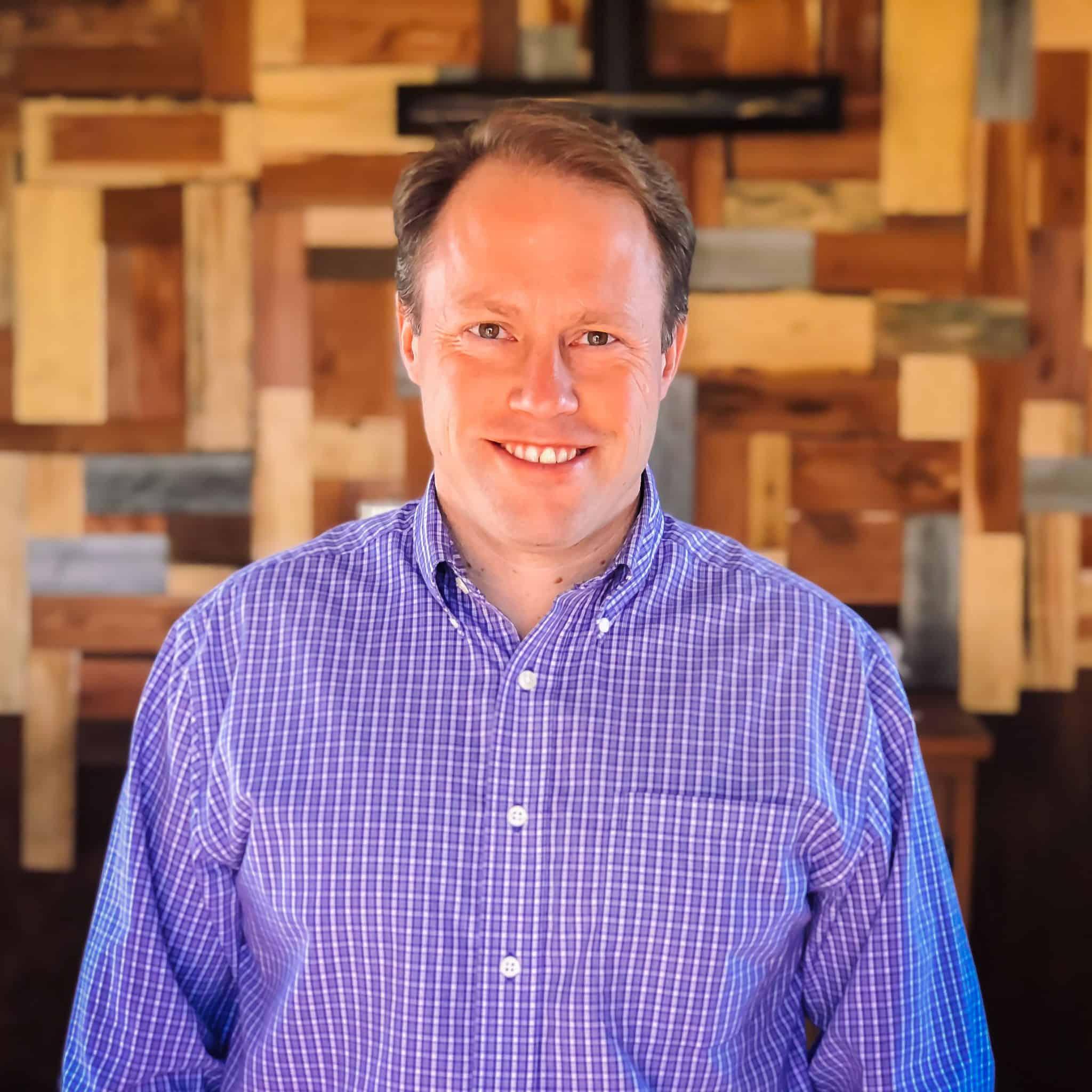 Jason Leininger headshot