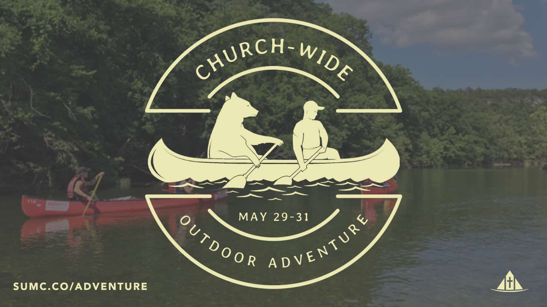 Promotional Graphic for Outdoor Adventure