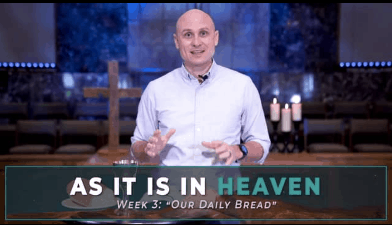 """Featured image for """"Our Daily Bread"""""""