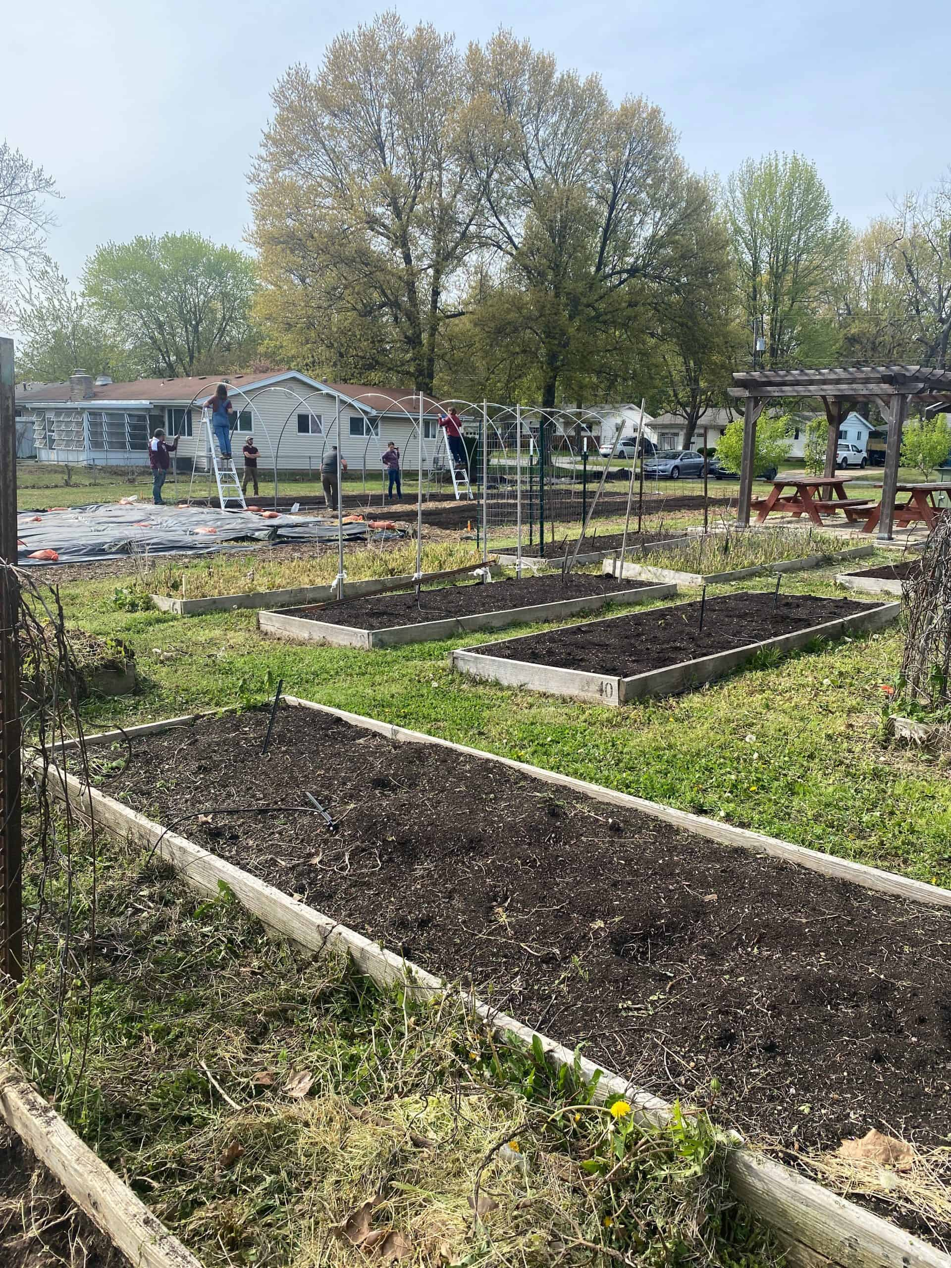 """Featured image for """"The E. Stanford Community Garden"""""""