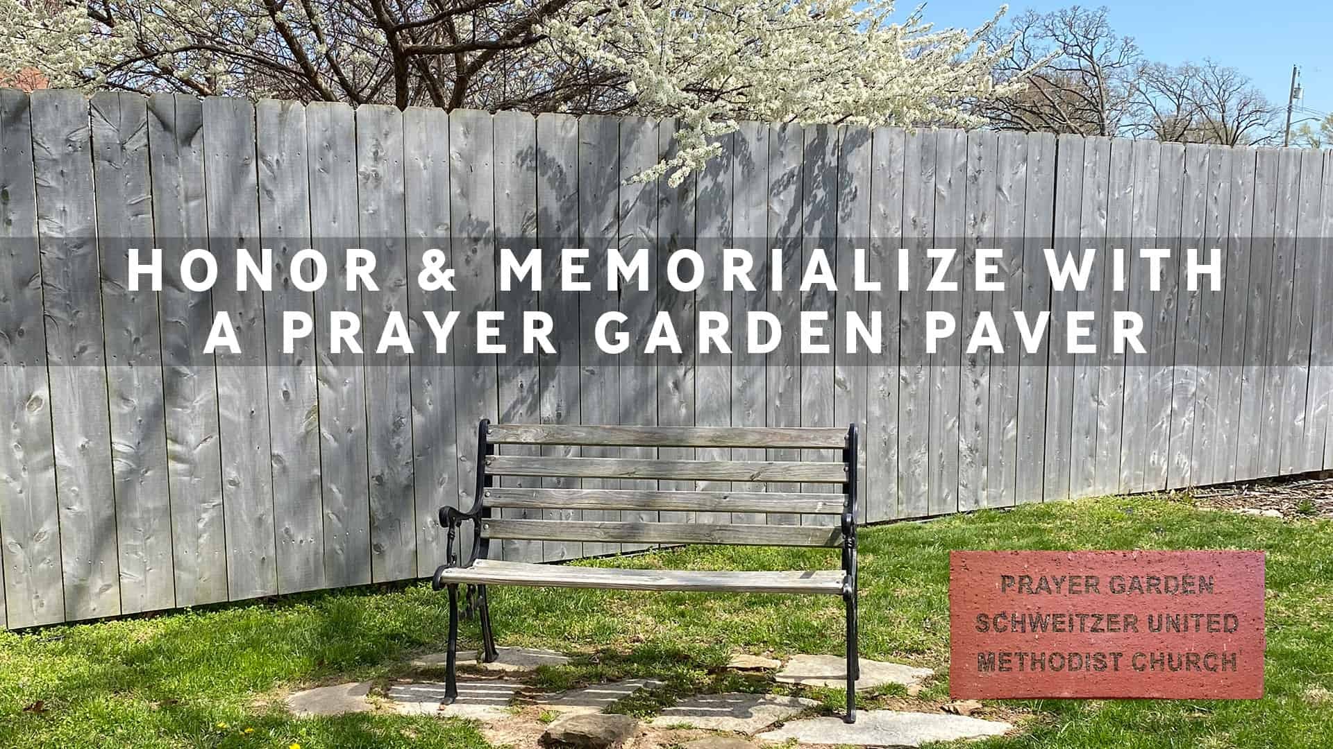Promotional Graphic for Garden Pavers