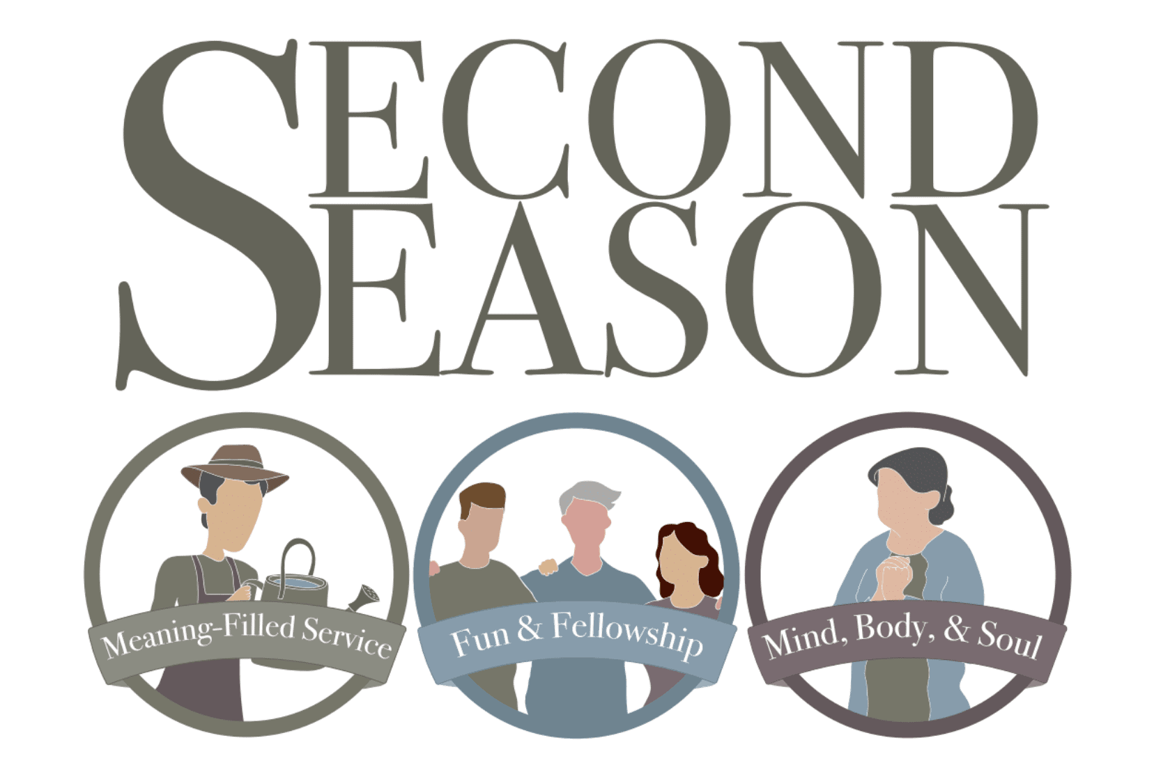 Promotional Graphic for Second Season: November Lunch